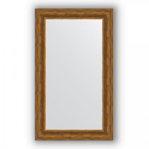 Зеркало в багетной раме - травленая бронза 99 mm BY 3221