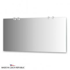 Зеркало с 4-мя светильниками 80 W CRY-D4 0218