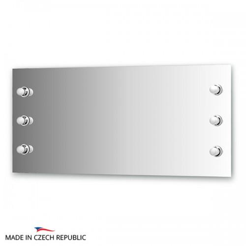 Зеркало с 6-ю светильниками 240 W RON-A6 9005