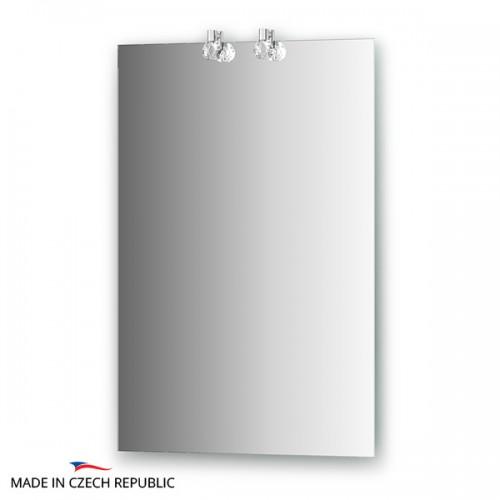 Зеркало с 2-мя светильниками 40 W CRY-D2 0205