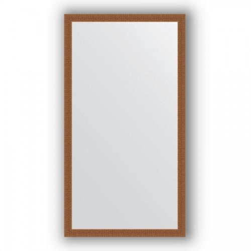 Зеркало в багетной раме - мозаика медь 46 mm BY 3291
