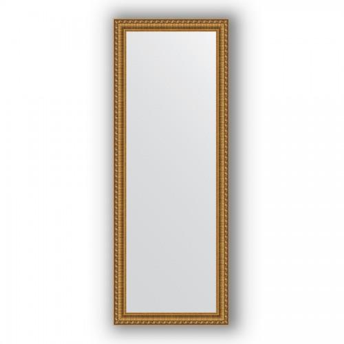 Зеркало в багетной раме - золотой акведук 61 mm BY 1073