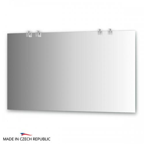 Зеркало с 4-мя светильниками 80 W ART-B4 0216