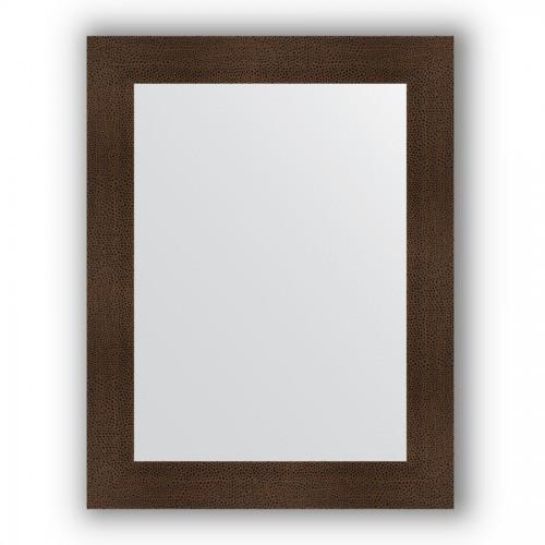 Зеркало в багетной раме - бронзовая лава 90 mm BY 3184