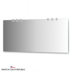 Зеркало с 6-ю светильниками 120 W ART-B6 0219