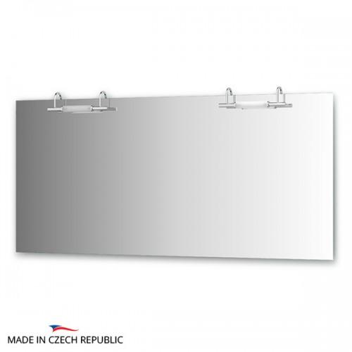 Зеркало с 2-мя светильниками 160 W SPI-A2 0219