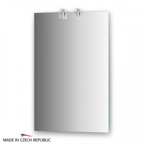 Зеркало с 2-мя светильниками 40 W ART-B2 0205