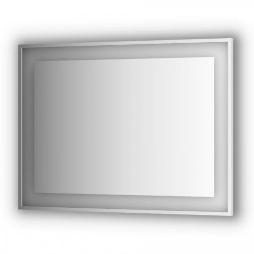 Зеркало в багетной раме cо встроенным LED-светильником 32,5 W BY 2212