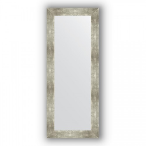 Зеркало в багетной раме - алюминий 90 mm BY 3122