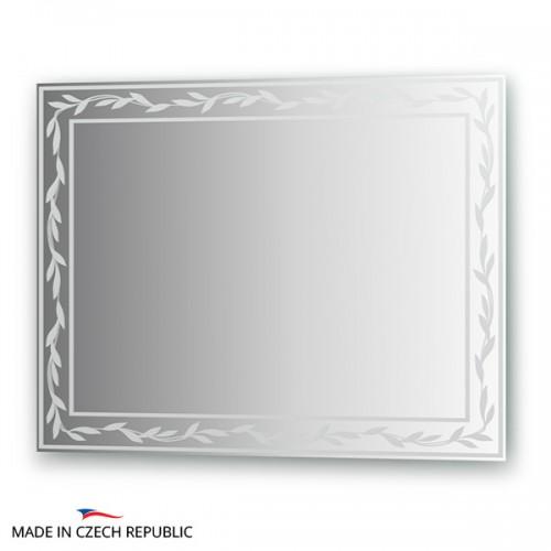 Зеркало с орнаментом - ива CZ 0721