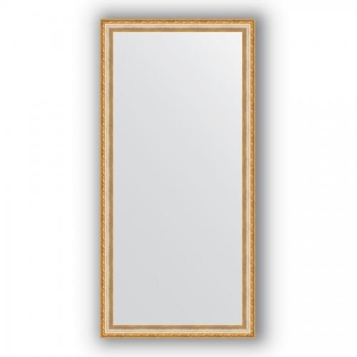 Зеркало в багетной раме - версаль кракелюр 64 mm BY 3333