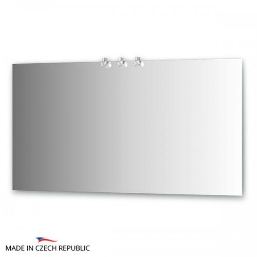 Зеркало с 3-мя светильниками 60 W CRY-D3 0217