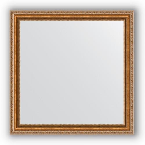 Зеркало в багетной раме - версаль бронза 64 mm BY 3239