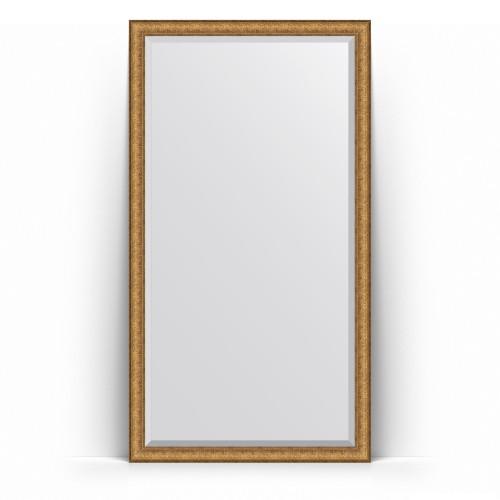 Зеркало напольное с фацетом в багетной раме - медный эльдорадо 73 mm BY 6146