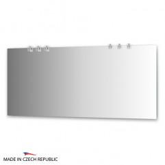 Зеркало с 6-ю светильниками 120 W ART-B6 0220