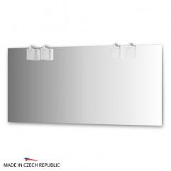 Зеркало с 4-мя светильниками 112 W BOL-A4 0219