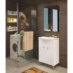 Комплект мебели для ванной Акватон Фиджи 60 белый