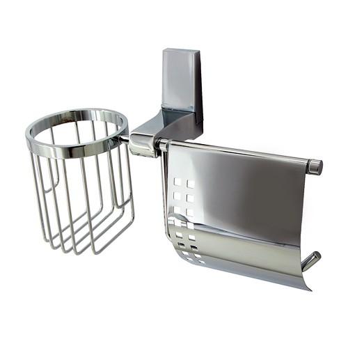 Lopau K-6059 Держатель туалетной бумаги и освежителя