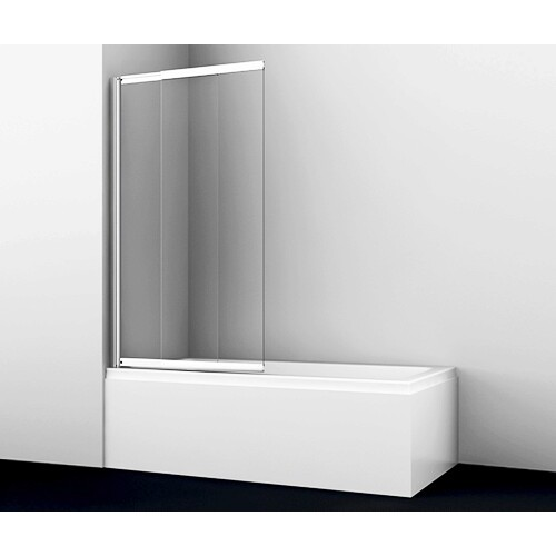 Main 41S02-100 Стеклянная шторка на ванну
