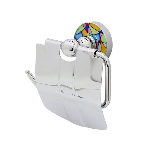 Diemel K-2225 Держатель туалетной бумаги с крышкой