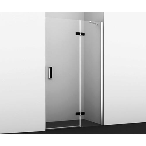 Aller 10H05RBLACK MATT Душевая дверь