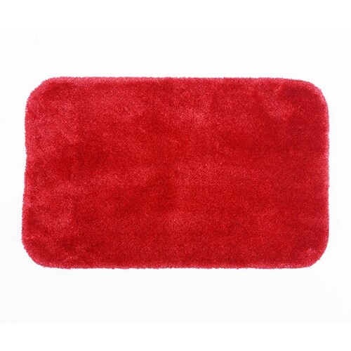 Wern BM-2563 Red Коврик для ванной комнаты