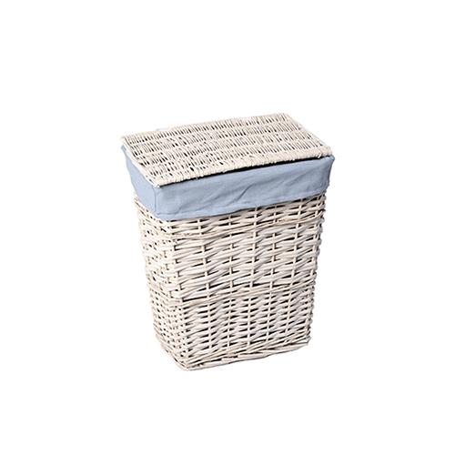 Lippe WB-450-S Плетеная корзина для белья с крышкой