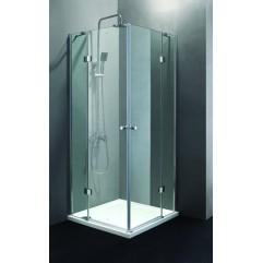 Душевой уголок 90x90 прозрачное стекло CEZARES VERONA-A-2-90-C-Cr