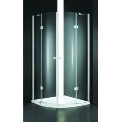 Душевой уголок 90x90 прозрачное стекло CEZARES VERONA-R-2-90-C-Cr