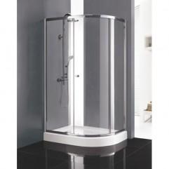 Душевой уголок Cezares Anima 120x90 см прозрачное стекло ANIMA-RH-1-120/90-C-Cr