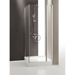 Душевой уголок 100x100 прозрачное стекло CEZARES TRIUMPH-A-12-100-C-Cr-L