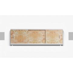 Экран под ванну раздвижной 150 см Alavann Оптима бежевый