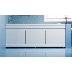 Экран под ванну откидной 150 см Alavann Soft белый