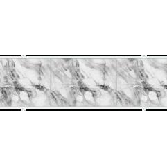 Экран под ванну раздвижной 170 см Метакам Премиум Мегаполис