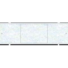 Экран под ванну раздвижной 170 см Метакам Премиум А голубая лазурь