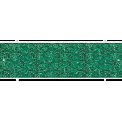 Экран под ванну раздвижной 170 см Метакам Премиум А зеленая елочка