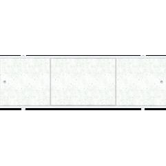 Экран под ванну раздвижной 170 см Метакам Премиум А зеленый