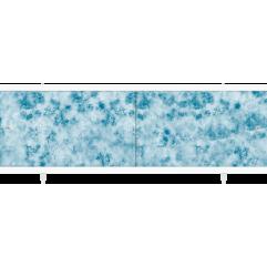 Экран под ванну раздвижной 150 см Метакам Кварт синие облака