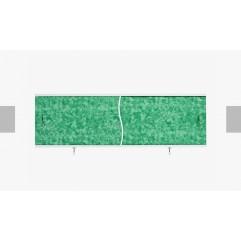 Экран под ванну раздвижной 170 см Alavann Премьер зеленый узор