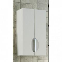 Шкаф навесной двустворчатый Франческа Доминго 40 белый