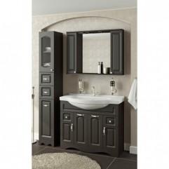 Мебель для ванной Франческа Империя 100-2 венге
