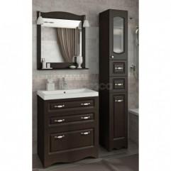 Комплект мебели для ванной Франческа Империя Н 70 венге