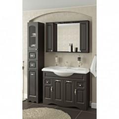 Мебель для ванной Франческа Империя 105 венге