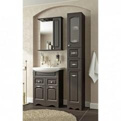 Комплект мебели для ванной Франческа Империя 60 венге