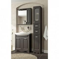 Комплект мебели для ванной Франческа Империя 70 венге