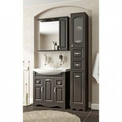 Комплект мебели для ванной Франческа Империя 75 венге