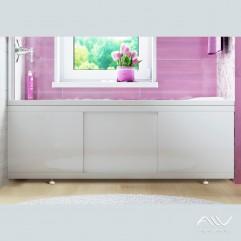 Экран под ванну на заказ любых размеров от 130-166 см. Высота от 56 до 70 см.