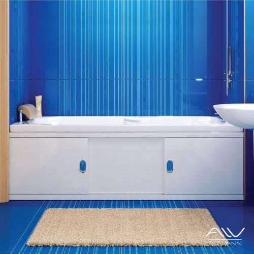 Экран под ванну на заказ любых размеров 130-139 см. А-1