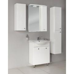 Комплект мебели для ванной Акватон Лиана 60 белый