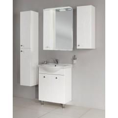 Комплект мебели для ванной Акватон Лиана 65 белый